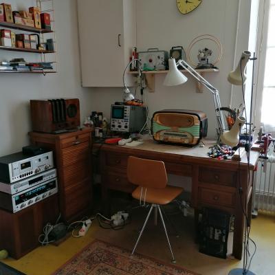 atelier  /   infirmerie  /  salon de beauté